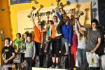 Lezecký klub Vertikon na otevřeném Mistrovství SR v Bratislavě. Photo by: Anka Michalková
