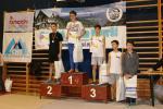 Vyhlášení vítězů – kategorie U14