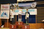 Vyhlášení  vítězů celého seriálu závodů Tendon U14 2014 – kategorie U12