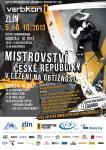 Mistrovství České republiky v lezení na obtížnost 2013 ve Zlíně!