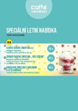 Kafebar - lení nabídka 2